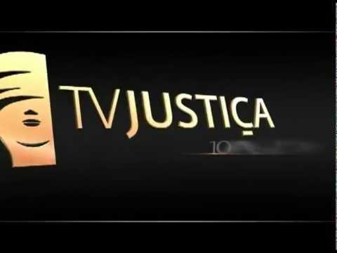 Resultado de imagem para TV JUSTIÇA