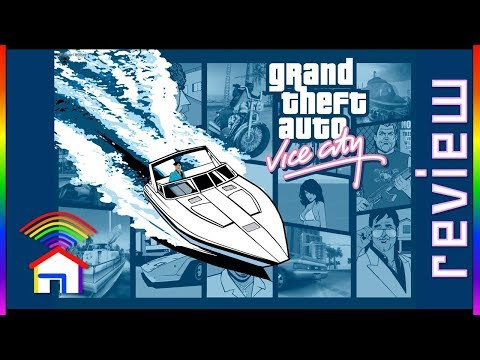 Grand Theft Auto: Vice City review - ColourShed