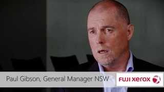 Fuji Xerox Document Management Solutions use Efficiency Works