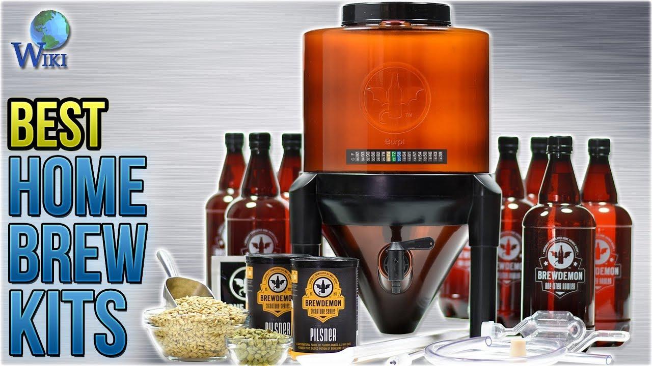 10 Best Home Brew Kits 2018 - YouTube
