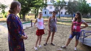 Документальный фильм 'Как казаки экзамен сдавали'