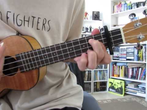 Sleeping By Myself Pearl Jam Ukulele Youtube
