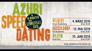 Impressionen des Azubi-Speed-Datings der IHK Düsseldorf am 22. Mai 2012