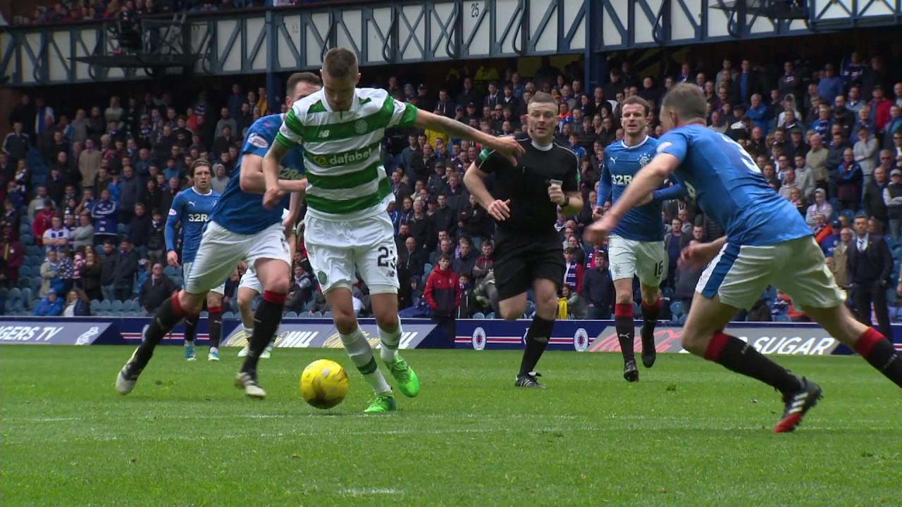 Download Lustig scores screamer for Celts at Ibrox
