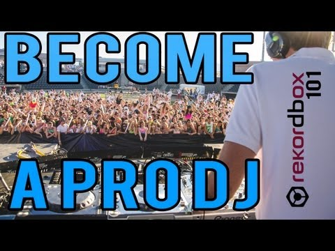 Become a Pro DJ: Rekordbox 101 - Use CDJs for the First Time
