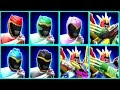 Power Rangers Dino Charge Rumble | Megazord vs Super Mayhem The End!