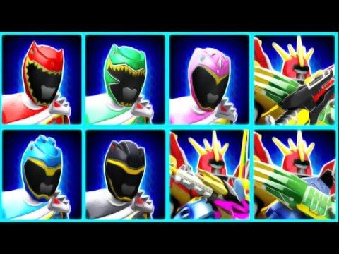 Power Rangers Dino Charge Rumble | Megazord vs Super Mayhem The End!