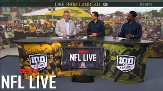 nfl live week 1 picks