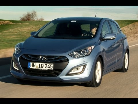 Hyundai i30 roadtest english subtitled