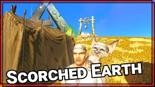 ★ Water well - ARK Survival Evolved Scorched Earth single player - ARK Scorched Earth pt 3