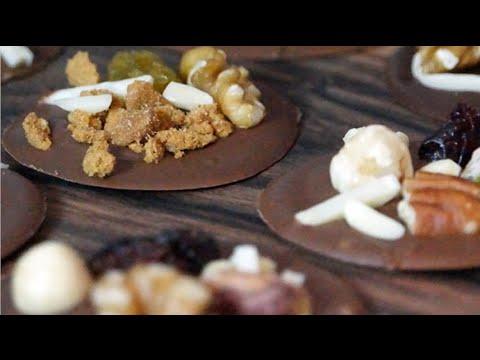 mendiants-au-chocolat-faciles