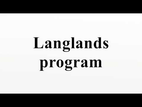 An Introduction to the Langlands program and representa