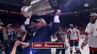 Barry Trotz Resigns After Winning Stanley Cup