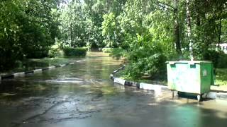 После дождя.Красногорск.Райцентр.(, 2012-06-15T15:42:34.000Z)