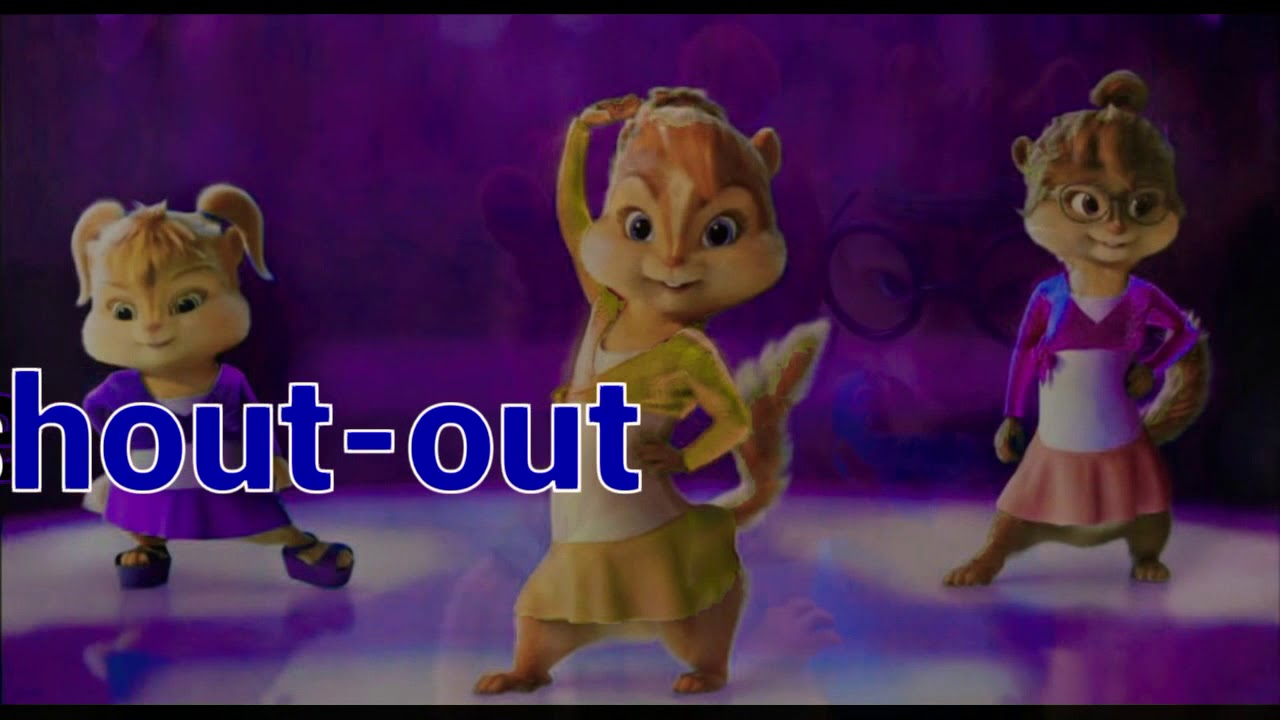 Bring Me To Life - Chipettes Simon Feat Jeanette - Shoutout Music Video For ' Tealoceanx ??????