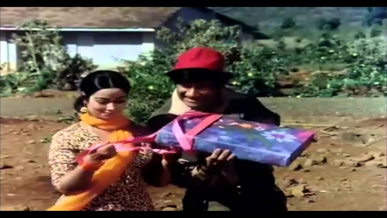 Nazrana Bheja Kisi Ne 1080p FullHD Kishore Kumar & Dev Anand Tribute