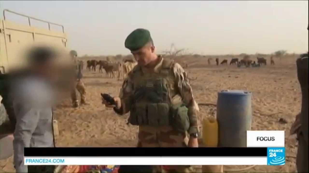Download Opération Barkhane : retour sur l'opération Marne au Mali