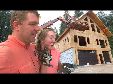 TIMELAPSE: YOUNG COUPLE Builds DREAM HOME in 8 Min from YouTube · Duration:  8 minutes 35 seconds