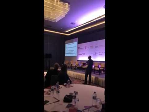 Qasif Shahid - Mobile Money & Digital Payments Global (2015) in Istanbul, Turkey.