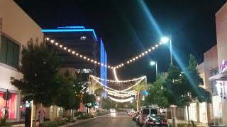 Walking Downtown Summerlin Las Vegas Vlog thumbnail