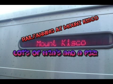 Railfanning At Mount Kisco - Full Afternoon of train action - Harlem Line Metro North Railroad