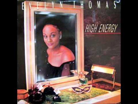 High Energy - EVELYN THOMAS '1984