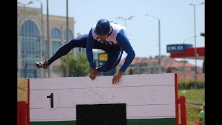 Odessos cup 2019 - 1.day - 100m obstacles run