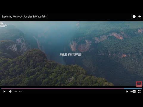 Exploring Mexico's Jungles & Waterfalls