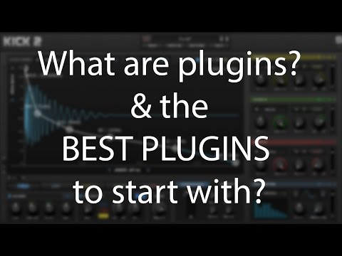The best plugins to start producing music, but what is a plugin? - vlog #11