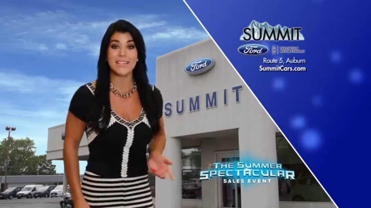 Summit Ford Tv Spot Youtube