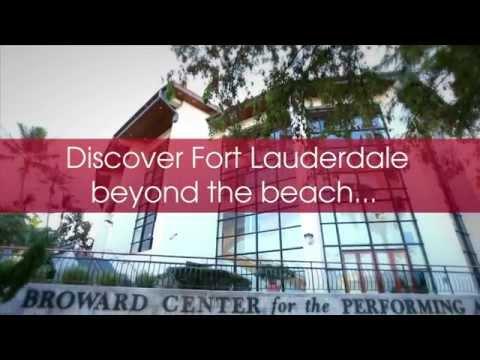 Riverwalk Arts & Entertainment Center in Fort Lauderdale