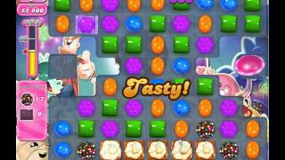 Candy Crush Saga - Level 1401 (3 star, No boosters)