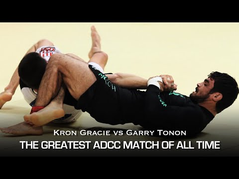 THE GREATEST ADCC MATCH OF ALL TIME: Kron Gracie vs Garry Tonon