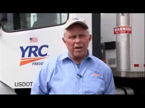 Truck Driver Jobs at YRC Freight