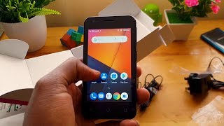 Safaricom Neon Kicka 4 Smartphone Review