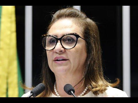 Kátia Abreu cobra programas públicos para a segurança pública de outros estados além do Rio