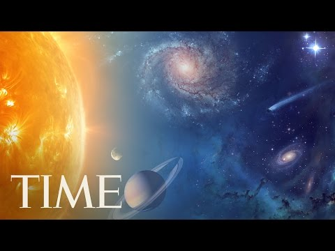 WATCH LIVE:  NASA Reveals New Discoveries On Ocean Worlds In Our Solar System | TIME