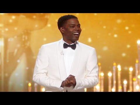 Chris Rock's Opening Monologue: 2016 Oscars Dissed Jada Pinkett Smith (Redsilverj)