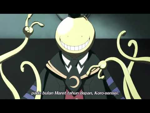 Assassination Classroom S2 Episode 1 subtitle indonesia