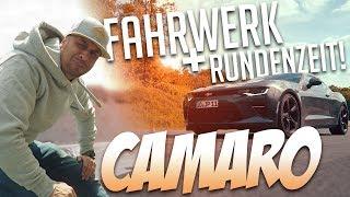 JP Performance - Chevrolet Camaro | Neues Fahrwerk & Rundenzeit auf der LaSiSe!