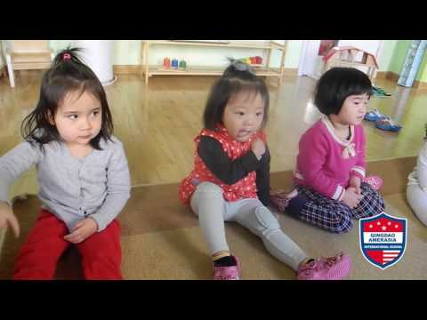 Music Circle in the Toddler Class
