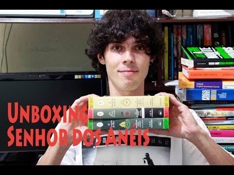 unboxing-livros-do-senhor-dos-anéis