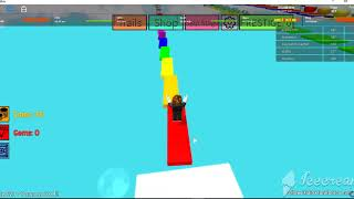 ROBLOX MEGA FUN OBBY level 528
