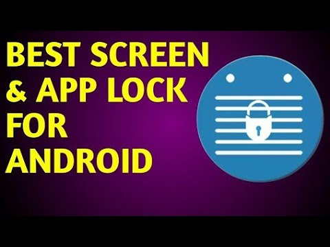 Awesome Secret Screen & App Lock For Android ! 2017 / Invisible App Locker 😱😱😲😲| Best App Lock 2017