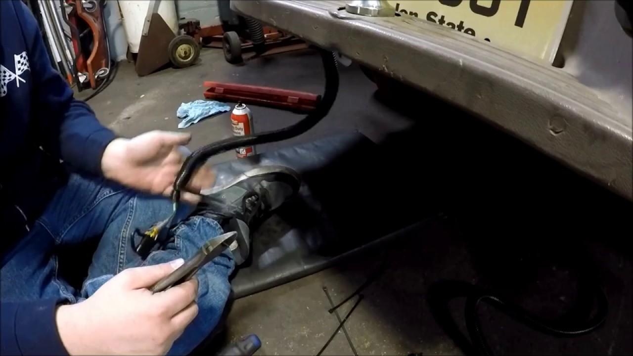 how to install a trailer hitch wiring harness 1996 ford ranger [ 1280 x 720 Pixel ]
