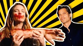 SANTA CLARITA DIET Netflix Ep 1-3 - WE'RE EATIN' THIS UP!