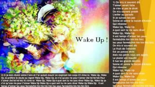 nightcore Wake Up La légende du roi Arthur