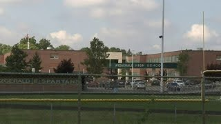 Student's deadly stabbing raises questions about security at Fitzgerald High School in Warren