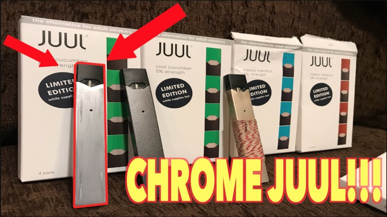 How to sand a Juul (Mirror Finish)