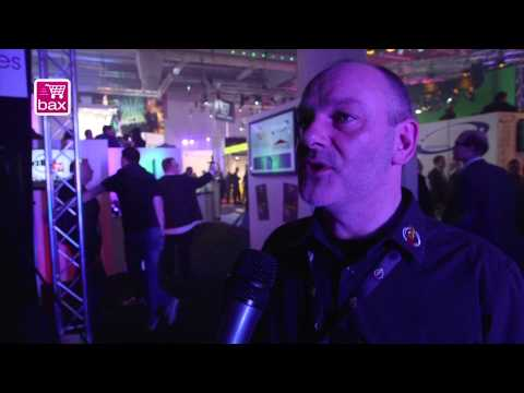 Musikmesse 2013 - American DJ Matrix Beam LED